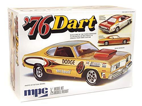 MPC 1976 Dodge Dart Sport 1/25 Scale Model Kit (MPC925)