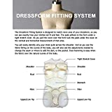 Best Dress Forms - Adult Female Dress Form Padding System for Professional Review