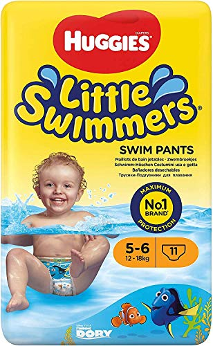 Huggies Little Swimmers Disposable Swim Diapers (Medium)