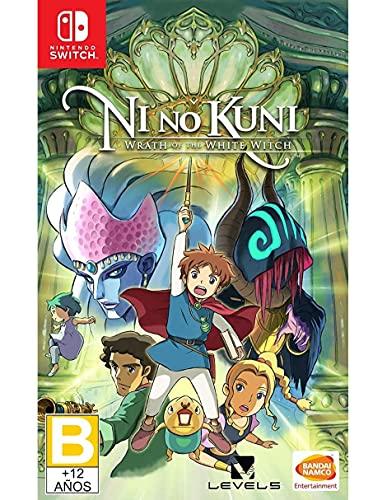 Ni No Kuni: Wrath of the White Witch for Nintendo Switch [USA]