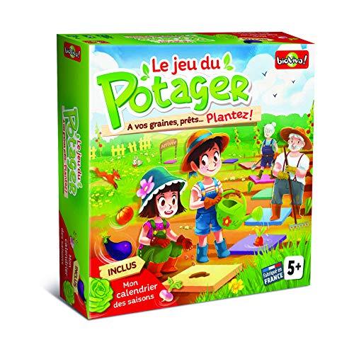 Bioviva - 282420 - Le Jeu du Potager