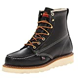 Thorogood Men's American Heritage 6' Moc Toe, MAXwear Wedge Non-Safety Toe Boot
