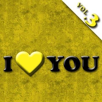 I Love You  Vol.3