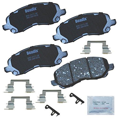 02 mitsubishi galant brake pads - 4