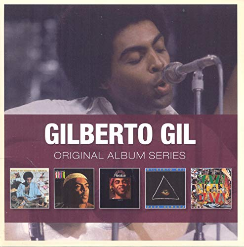 Gilberto Gil - Album Series
