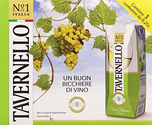 Tavernello Vino Bianco d'Italia - 750 ml