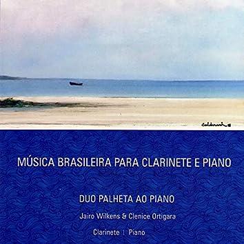Música Brasileira para Clarinete e Piano