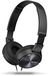 Sony Sound Monitoring Over The Ear Headset [Black, MDRZX310AP]