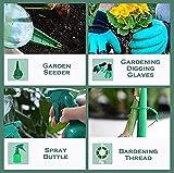 Immagine 2 lanlelin attrezzi giardinaggio 50 pezzi