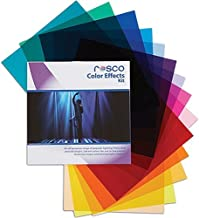 Rosco Color Effects Filter Kit (20 x 24)