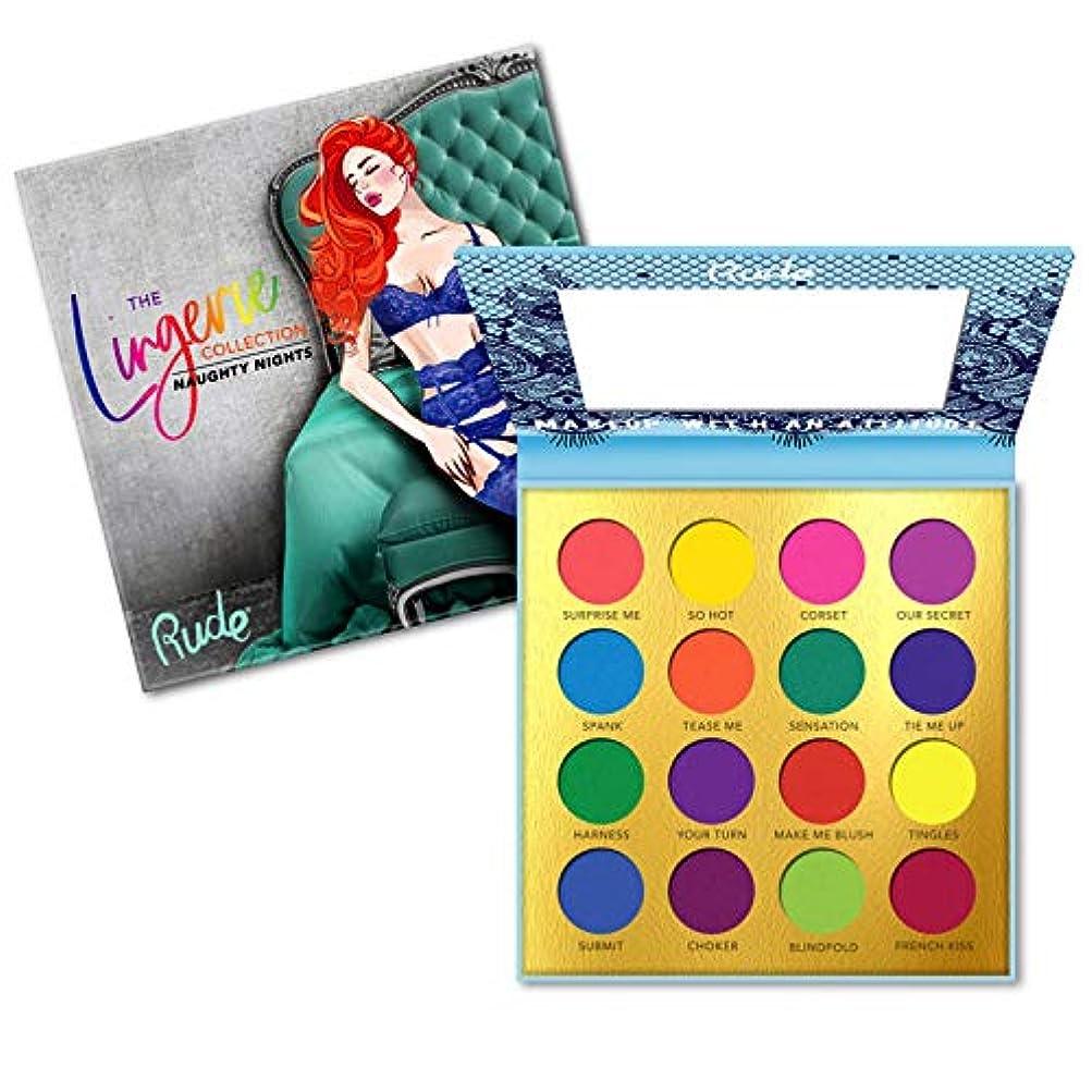 にはまってやさしくヒロイック(6 Pack) RUDE? The Lingerie Collection - Naughty Nights (並行輸入品)