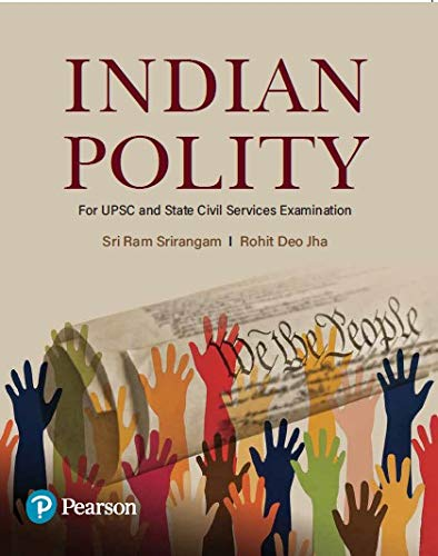 Indian Polity | For UPSC Civil Services Exam | First Edition | By Pearson