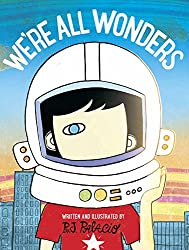 Social and Emotional Book List for Kids - We're All Wonders
