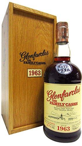 Glenfarclas - The Family Casks #4098-1963 43 year old Whisky