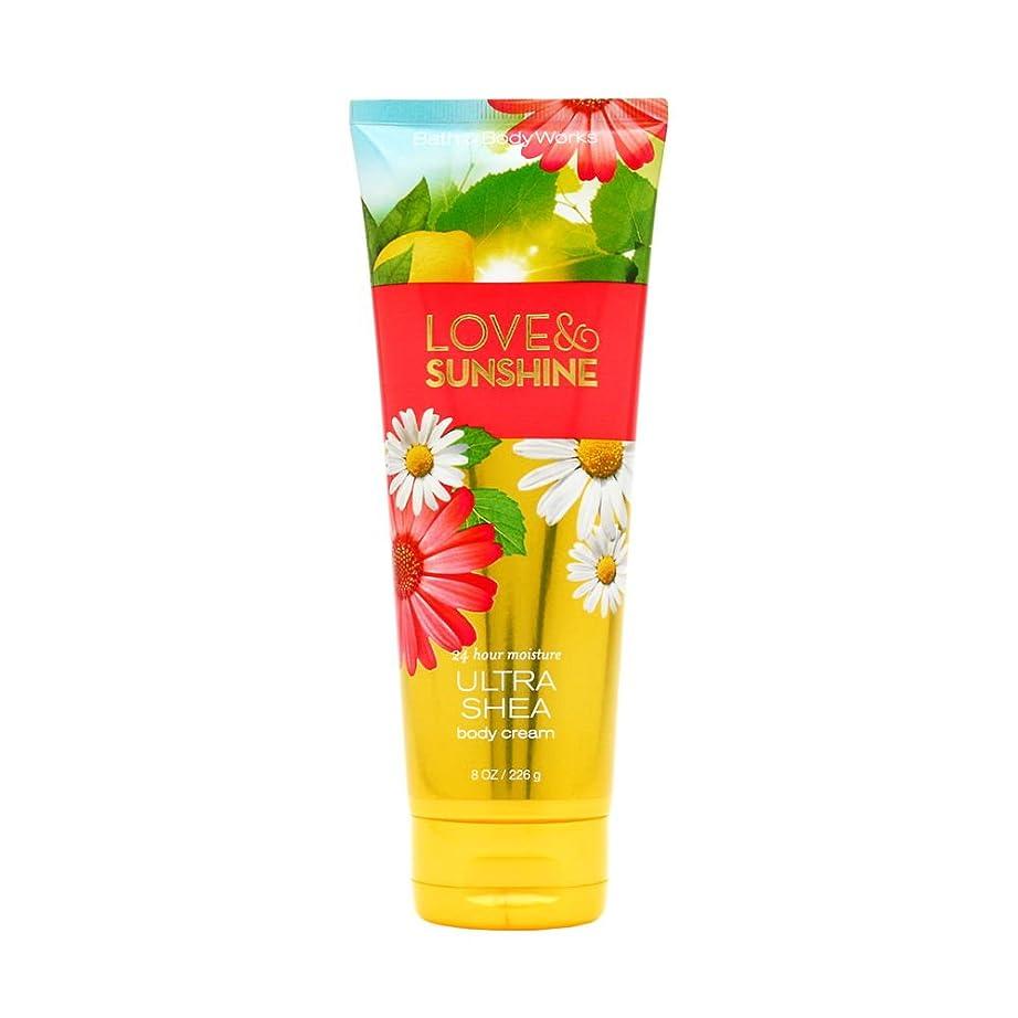 説明バリー遺伝子LOVE & SUNSHINE Ultra Shea Body Cream