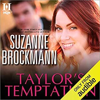 Taylor's Temptation audiobook cover art
