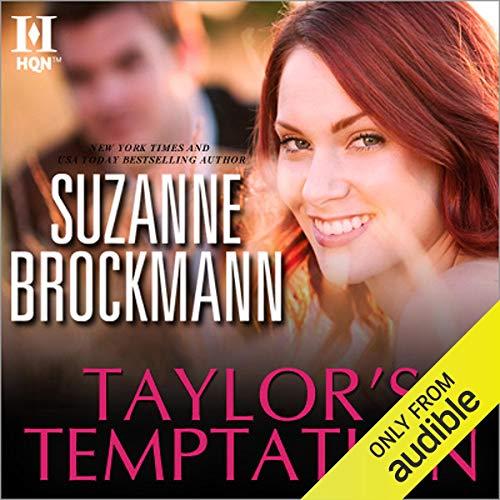 Taylor's Temptation audiobook cover art