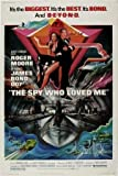 Import Posters The SPY WHO Loved ME - James Bond – US