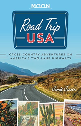 Road Trip USA: Cross-Country Adventures on America's Two-Lane Highways (English Edition)
