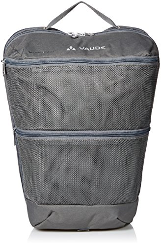 VAUDE Radtasche SortYour Back, anthracite, One Size, 124260690
