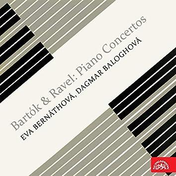 Bartók & Ravel: Piano Concertos