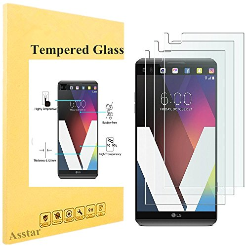 Learn More About [3-Pack] LG V20 Screen Protector, Asstar High Definition (HD) Touch screen Ultra Th...