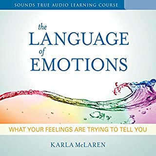 Language of Emotions audiobook cover art