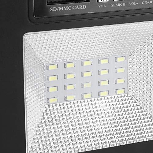 Generador solar, conveniente energía portátil para exteriores, para áreas sin electricidad, iluminación interior y exterior