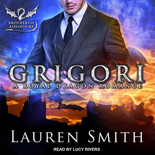 Grigori audiobook cover art