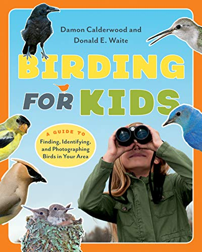 Birding for Kids: A Guide to Finding, Identifying, and Photographing Birds in Your Area