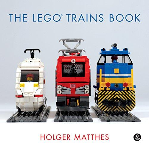 The Lego Trains Book [Idioma Inglés]