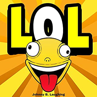 LOL: Funny Jokes and Riddles for Kids audiobook cover art