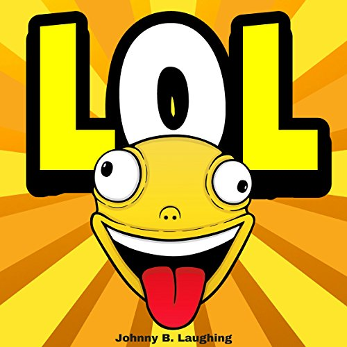 LOL: Funny Jokes and Riddles for Kids cover art