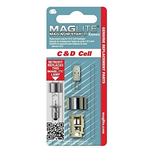 MagLite LMXA201 Glühbirne, farblos