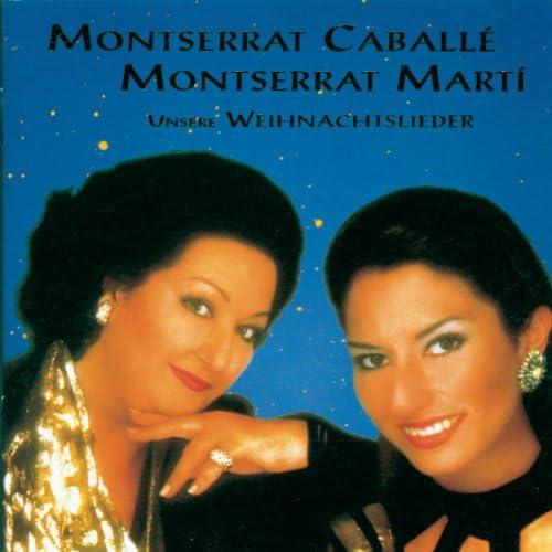 Montserrat Caballé & Montserrat Martí