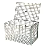TrapMan <span class='highlight'>Cat</span> Carrier Trap Transfer <span class='highlight'>Cage</span> UK Made <span class='highlight'>Large</span> <span class='highlight'>cat</span> basket <span class='highlight'>large</span> top opening & sliding end opening perfect <span class='highlight'>Cat</span> Protection, Neutering, Vaccinating Stray <span class='highlight'>Cat</span>s
