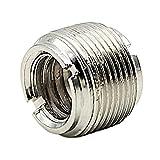 Para soportes de micrófono o clips, accesorios de instrumentos musicales, tornillos de alta calidad, cuproníquel, fácil de coger con tornillo de burbuja