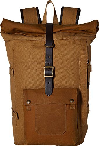 Filson Roll Top Backpack Tan One Size