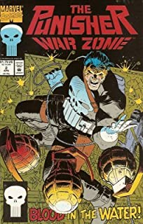 The Punisher Warzone Vol 1 Issue 2 Blood in the Water (April 92)