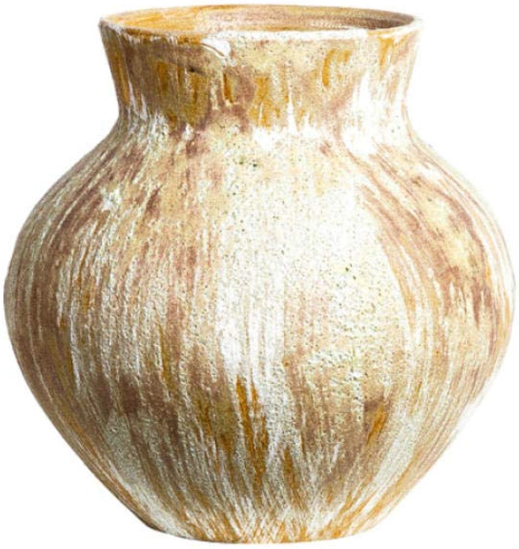 LJXLXY Table de Salon Moderne européenne Vase en céramique décoration Fleur Artificielle Vase Table Art Décoration