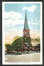 st bernard's church fitchburg ma