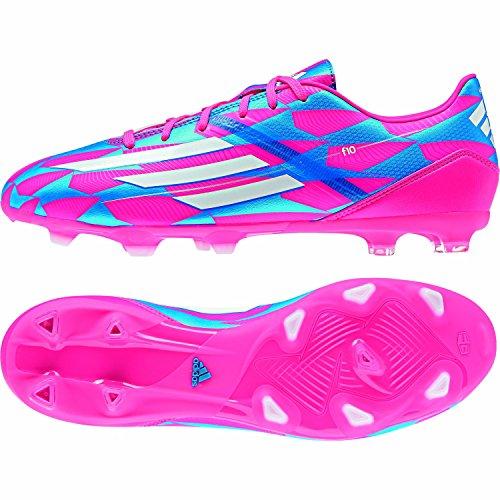 Adidas F10 FG BLAU/RUNWHT - 6