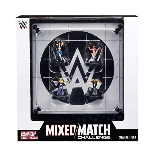 WWE WZK73773 - HeroClix - Mixed Match Challenge Ring 2-Player Starter Set