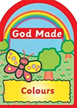 God made Colours (Board Books God Made)