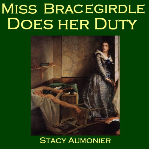 『Miss Bracegirdle Does Her Duty』のカバーアート