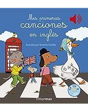 Mis primeras canciones en inglés (Libros con sonido)
