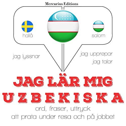 Jag lär mig uzbekiska cover art