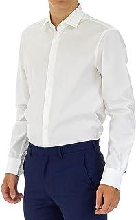 Tommy Hilfiger Core Stretch Poplin Slim Shirt Camisa para Hombre