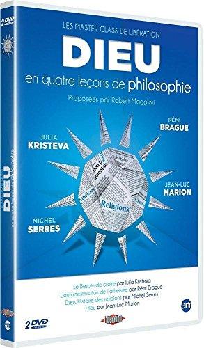 Les Master Class de Libération : Dieu en quatre leçons de philosophie [Francia] [DVD]