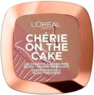 L'Oréal Paris Cherie On The Cake Allık ve Bronzlaştırıcı Pudra, 02 Dark Chocolate